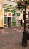 Wejście do Kantoru Dukat, ul. Kupiecka 44